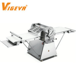 機械こね粉のローラーのSheeterの価格を作るパン屋装置のクロワッサン