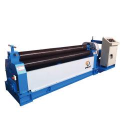 ماكينة البكرات الميكانيكية للوحات المعدنية من السلسلة W11