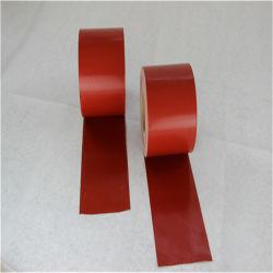 低価格0.4mmのカスタム適用範囲が広いケイ素のゴム製上塗を施してあるガラス繊維