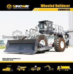 Bouteur roue chinois, 410HP Bulldozer à roues