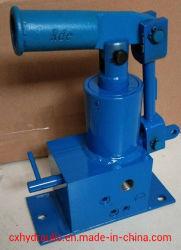 Pompes hydraulique manuel à deux vitesses à l'unité de puissance hydraulique manuelle de la pédale Foot-Operated Pièces hydrauliques