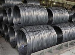 강철 와이어 로드 가격 공장 저비용 자재