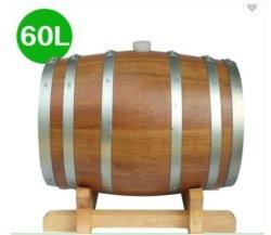 Het eiken Vaatje van /Beer van de Doos van de Wijn van het Wijnvat/het Houten Wijnvat van de Doos van de Wijn