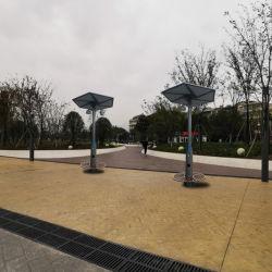 LED 가벼운 센서와 35W IP65 옥외 LED 도로 빛을 맞는 지원을%s 가진 태양 가로등