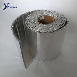 El papel de aluminio Laminado de burbujas de espuma EPE Burbuja reflectante aislamiento térmico.