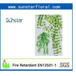 PE Эвкалипт висящих искусственных растений для дома (50383)