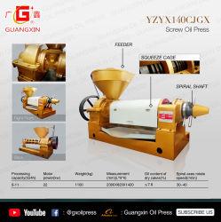 مصنع الصين توريد الطبخ زيت جوز الهند آلة طحن الصحافة