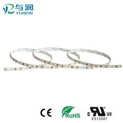 شريط LED مرن معتمد من CE، بجهد 12 فولت/24 فولت، مزود بمصباح LED