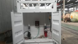Compartimentos de doble pared doble auto_PRODUCTS_BUNDED depósito con aceite Gun