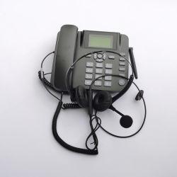 8 SIM la marcación automática Lte con grabación de voz teléfono de escritorio