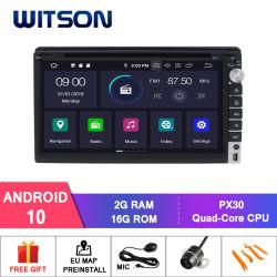 Witson Android 10 автомобильный радиоприемник проигрыватель Bluetooth для Nissan Cefiro X-Trail наоборот Treeano Sentra патрульная машина аудио мультимедиа GPS