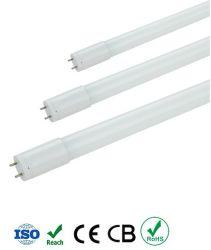 최신 판매 LED 유리제 T8 관 0.6m 9W 1.2m 18W 2FT 4FT 5FT 60cm 120cm 150cm 86-265V/AC LED T8 관 28W 30W G13 유리관