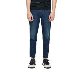 2020 Nuevos Jeans de colores sólidos a los hombres pantalones jeans Primavera/Verano de nuevo de color limpio de los hombres Jeans Pantalones Nine-Minute