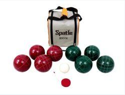 Установите Bocceball игры на открытом воздухе полимера 107мм Bocce Pallio шаровой опоры рычага подвески