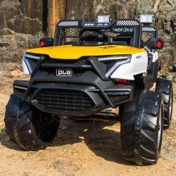 新しいタイプの子供の大きい電池のおもちゃの車子供の電気大きい車輪子供の電気大きいオフロード、極度の力車