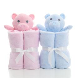De super Zachte Baby bood de Kalmerende Handdoek van het Dekbed