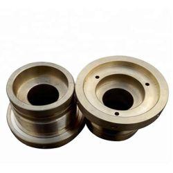 La parte personalizzata di Casted del pezzo fuso di alluminio di ADC3 ADC12 ha forgiato la flangia del pezzo fuso di Froged del metallo delle rotelle