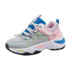 스포츠 단화 운동화 소녀 다채로운 밟힌 발바닥이 Bia20c-157에 의하여 농담을 한다