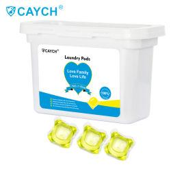 Le PVA solubles rapide de la membrane aucun résidu de détergent de gel de blanchisserie