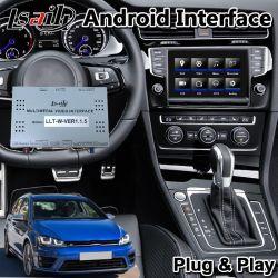 DVD плеер Android интерфейса для навигации VW Golf 7 поло с Mirrorlink сиденья