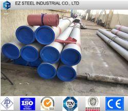 La norma ASTM A312 TP304 Acero Inoxidable tubería sin costura para la industria de maquinaria