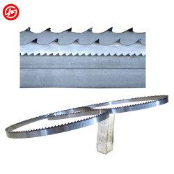 C75S SK5 51CRV4 Outil de découpe en acier au carbone Woodwork Band la lame de scie