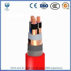 G형, W, G-GC Nsshou 기계식으로 견고한 피복 케이블 Nsgafou 3 kV SHD-GC 2kV 광산용 플렉시블 고무 케이블 알루미늄 케이블 컨트롤 케이블