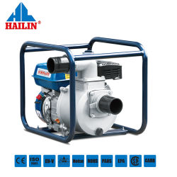 Pompa portatile dell'acqua a benzina da 2 pollici 3 pollici 4 pollici 6 pollici centrifuga Pompa