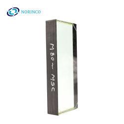 우수한 품질의 방탄 유리 Visor 탄광성 헬멧 Visor 강화 유리 접합 유리