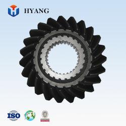 Le durcissement de l'acier personnalisés 20 degré les pignons à denture hélicoïdale miniature de la boîte de vitesses