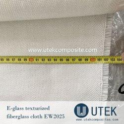 E-Стекло Texturized стекловолоконной ткани ew2025 для вермикулита/PU/силиконового покрытия
