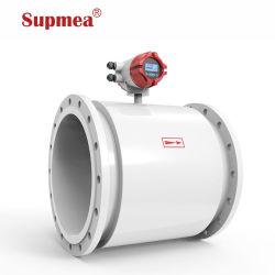 Низкий расход электронный магнитный поток жидкости метров электромагнитной дифференциального давления воды расходомера