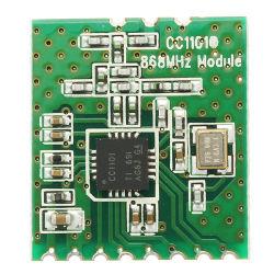 Cc1101-868MHz 2-3.6V RFの低い電力UHFの無線トランシーバのモジュール