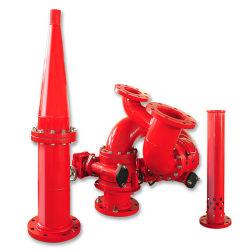 Contrôle de l'eau incendie électrique Romote moniteur/ de la mousse d'incendie de moniteur avec un bon prix