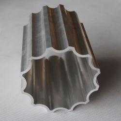 Profil en aluminium portable de gros pour la publicité Boîtes lumineuses