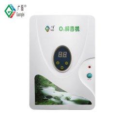 400mg de plantaardige Generator van het Ozon van de Zuiveringsinstallatie van het Water van het Ozon van de Zuiveringsinstallatie