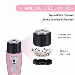 Regolatore non doloroso elettrico portatile d'avanguardia dei capelli per rimozione dei capelli facciali