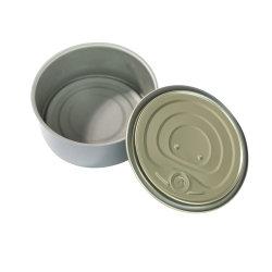 Trink Pet Food kann Runde Form kleine Lebensmittelzinn für Pet-Logo Anpassbarer Cmyk-Druck