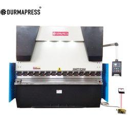 Macchine piegatubi d'acciaio 12mm x 10FT di CNC di Wc67K 300t 3200