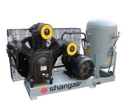 Высокое давление низкое давление Shangair ПЛАСТМАССОВЫХ ПЭТ бутылки воздушный компрессор для ПЭТ бутылки выдувание