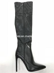 Aktualisierte Form-Absatz-Frauen-Schuhe