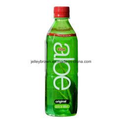 Ursprüngliches Aroma 500ml im Haustier-Flaschen-Aloevera-Getränk mit FDA Brc Bescheinigung
