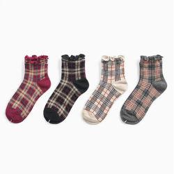 OEM de In het groot Sokken van de Bemanning van de Jonge geitjes van de Katoenen Kinderen van de Douane Grappige Leuke Comfortabele