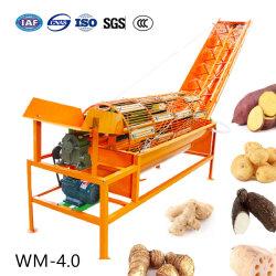 Сельскохозяйственных овощей фрукты дыня очиститель клубней картофеля имбирь морковь классификации шайбу для стиральной машины