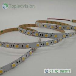 Haute luminosité LED de 14,4 W 605050 Bande LED Flexible