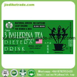Горячая Продажа 3 Ballerina похудение чай диета дополнение