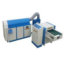 Oreiller de fibre à bille automatique Les machines de remplissage pour la vente, oreiller de ligne de production de la machine