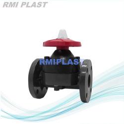 Пластиковый ПВХ ПВДФ PP CPVC сведенным разводным мостом типа диафрагмы/Wcb/нержавеющая сталь стороны шестерни двухстворчатый клапан/ фланец подлинного союза шаровой клапан / Пневматические электрический клапан поворотного механизма