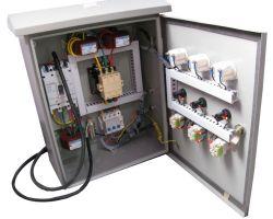 Eléctrico móvil caso / Caja de alimentación para distribuidor de la pantalla LED de video wall