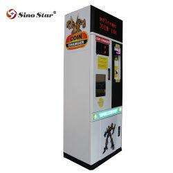 SS-C002 عملة البيع الساخن تبادل العملات آلية تحويل العملات آلة العملة قم بتغيير التوزيع